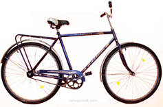 Велосипед Спутник 28 (М) (метал. защита цепи)