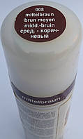 "Крем фарба середньо коричнева рідка -для замші, нубука та велюру ""Nubuk Velours Liquid"" SALAMANDER 75мл, фото 1"