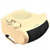 Тепловентилятор Maestro MR-921 Дуйка дуйчик электрический переносной экономный напольный обогреватель бежевый