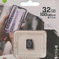 Карта памяти Kingston microSDHC 32GB Class 10