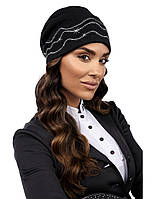 Красива жіноча шапка DARIO