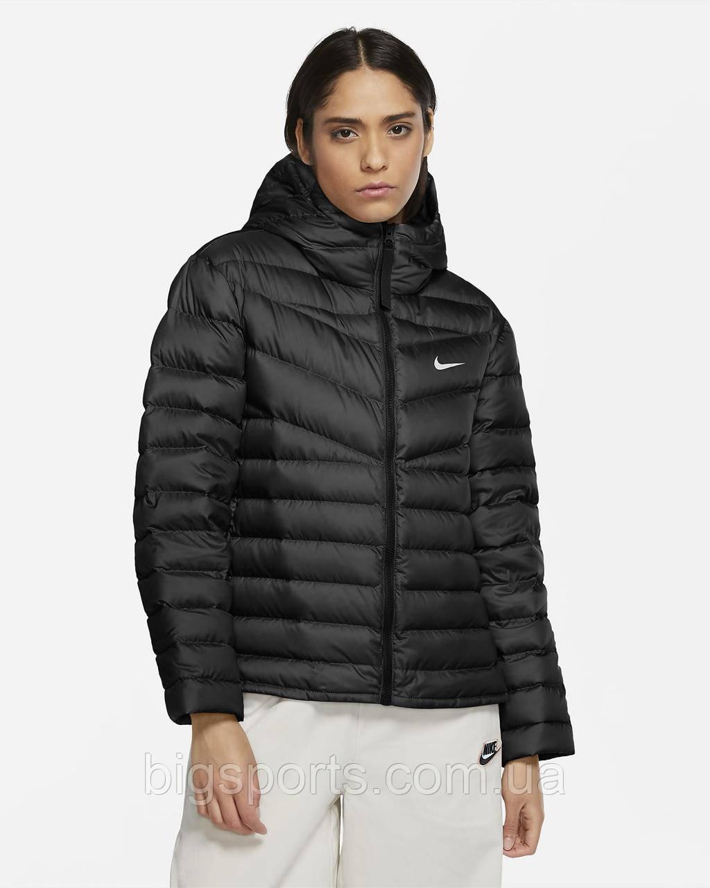 Куртка жен. Nike W Nsw Wr Lt Wt Dwn Jkt (арт. CU5094-011)