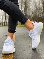 Кроссовки Adidas Yeezy Boost 350 V2 Адидас Изи Буст В2 (36,37,39,40). Женские кроссовки, кеды повседневные