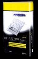 Kreisel Штукатурка минеральная декоративная Р110 Короед 2 мм