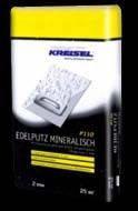 Штукатурка минеральная декоративная Kreisel  Р110 Короед 2 мм