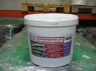 Гидроизоляционная сухая смесь ИНФИЛЬТРОН-100