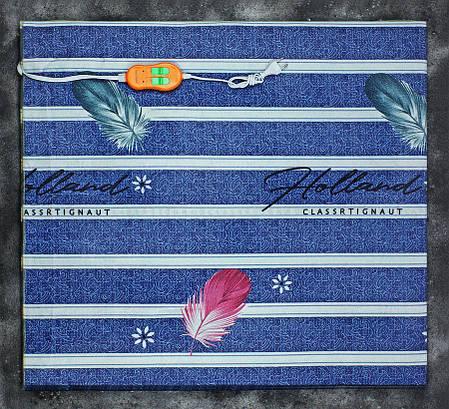 Электропростынь двоспальне євророзмір Lux Electric Blanket Classrtignaut 155x170 см, фото 2