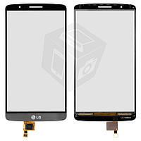 Touchscreen (сенсорный экран) для LG Optimus G3 D855, черный, оригинал