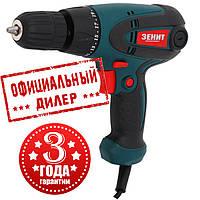 Электрический шуруповерт Зенит ЗШ-600 (840552)