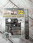 Маяк Металлический 3Д конструктор 3д пазл 3D puzzle, фото 2