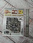 Замок Спящей Красавицы Металлический 3Д конструктор 3д пазл 3D puzzle, фото 2