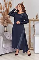 Жіноче плаття більшого розміру, фото 1