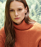 Женский свитер под горло, Marina V FW20-014 (PULLOVERS), фото 2
