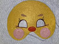 Карнавальная маска Колобок, фото 1