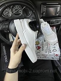 D&G Miami Sneakers Triple White (Белый)