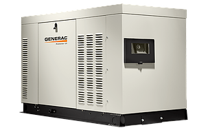 Газовий Генератор Generac RG2724R трифазний (21,6 кВт), фото 2