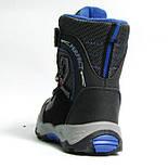 Зимние дутики ботинки термо ТОМ М 5790А черный. Размеры 27-29, фото 4