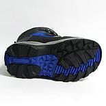 Зимние дутики ботинки термо ТОМ М 5795А черный. Размеры 28 и 31, фото 2