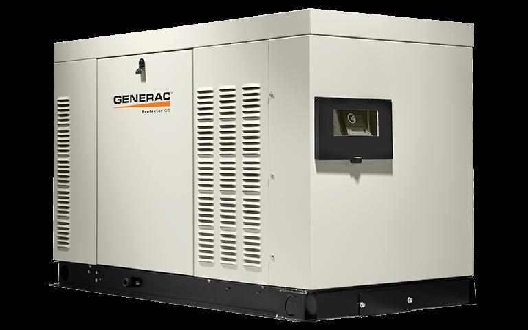 Генератор газовый Generac RG2224M однофазный (17,6 кВт)