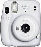 Камера Моментальної Друку Fujifilm Instax Mini 11 Camera White з 3 Плівками Fujifilm Instant Film і Набором, фото 2