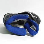 Зимние ботинки дутики термо ТОМ. М  5731Д синий. Размер 26, фото 6