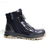 Зимние ботинки модель 8138 синий. Качество. ТМ Сказка. Размеры 36 и 37, фото 6