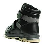 Зимние ботинки модель 8137 черный. Качество. ТМ Сказка. Размер 36, фото 4