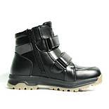 Зимние ботинки модель 8137 черный. Качество. ТМ Сказка. Размер 36, фото 5