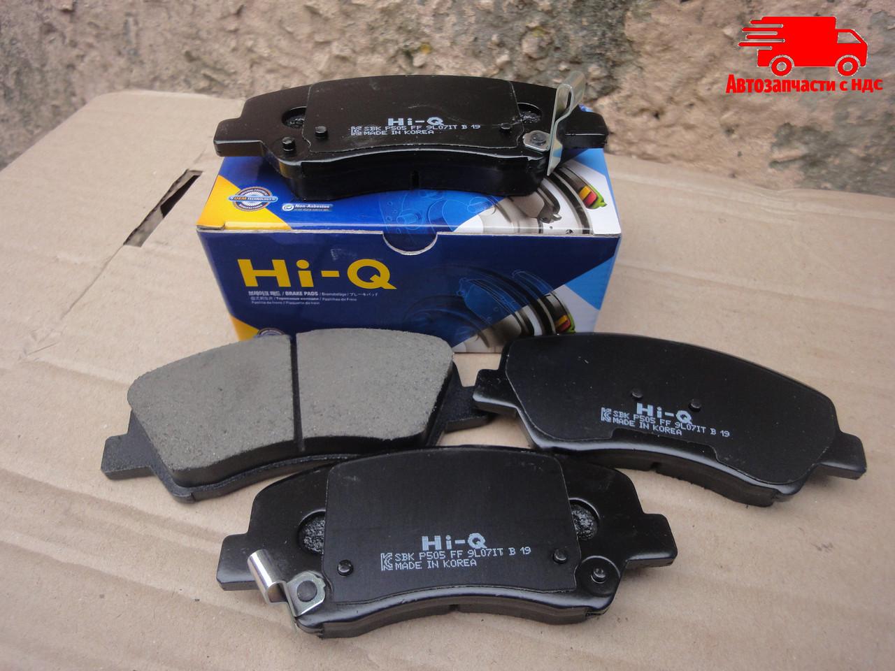 Колодки тормозные дисковые KIA RIO 11 передние (SANGSIN) SP1399