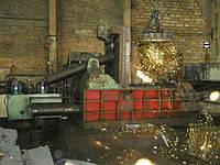 Гидравлический пресс пакетирования отходов У81-250 BS, пресс для металлолома