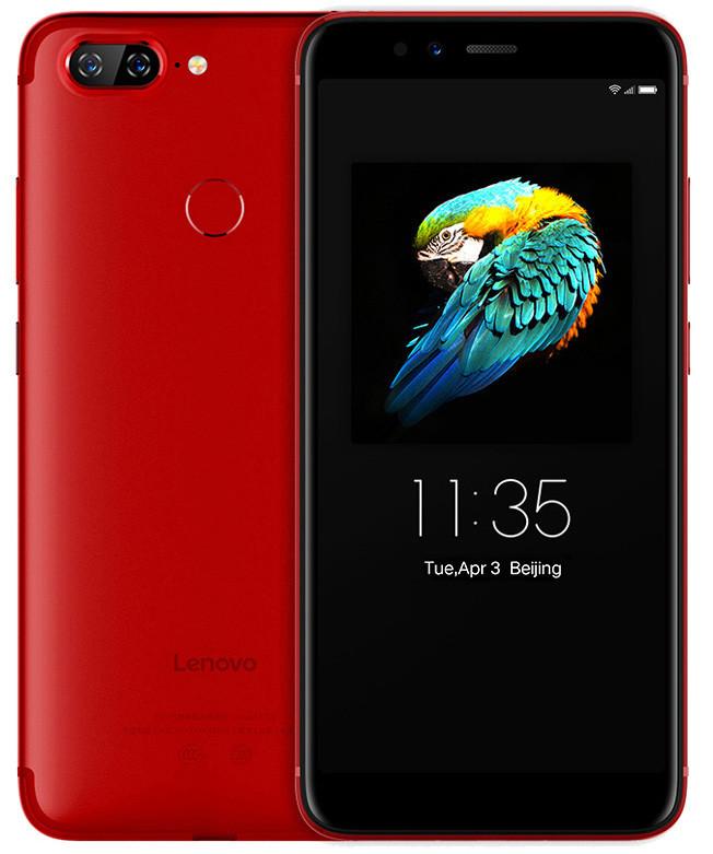 Смартфон Lenovo S5 4/64Gb Red