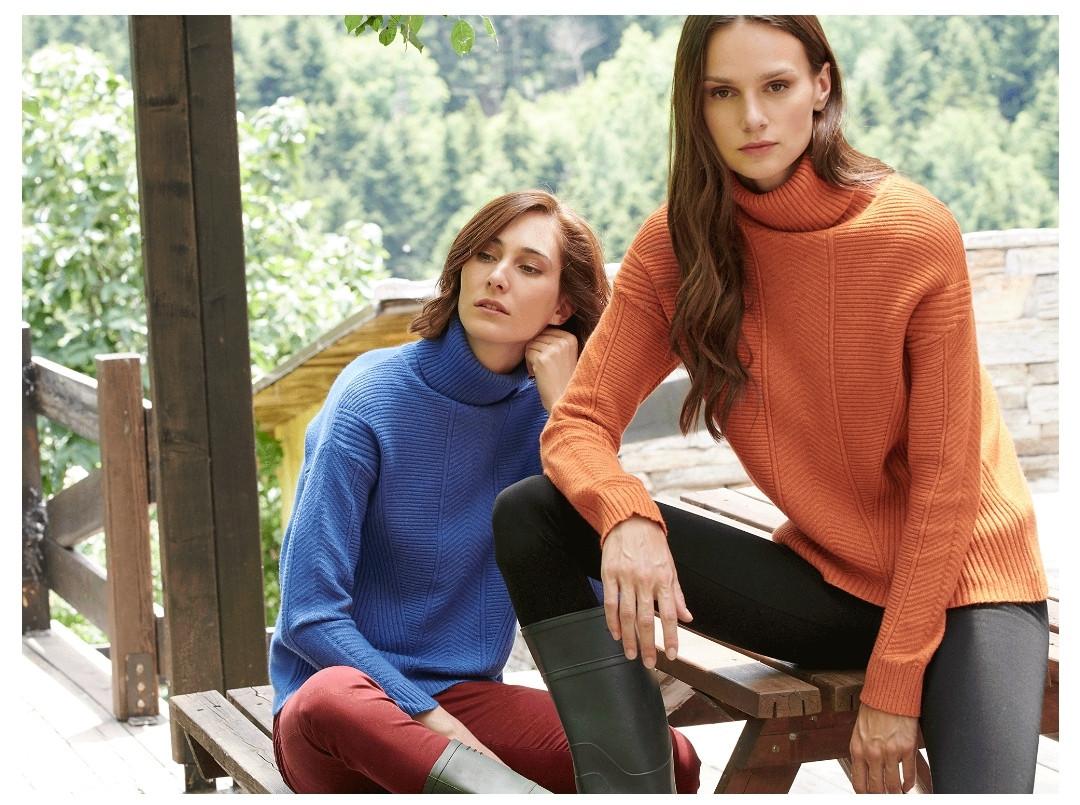 Женский свитер под горло, Marina V FW20-014 (PULLOVERS)