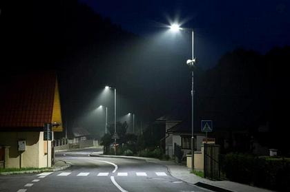 Як вибрати вуличний консольний LED світильник