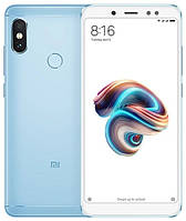Смартфон Xiaomi Redmi Note 5 3/32Gb Blue, фото 1