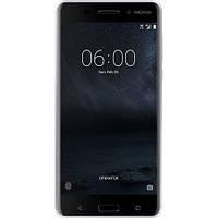Смартфон Nokia 6 4/64GB Silver (Без NFC)