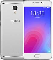 Смартфон Meizu M6 2/16Gb White/Silver