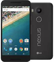 Смартфон LG NEXUS 5X 32Gb black Refurbished
