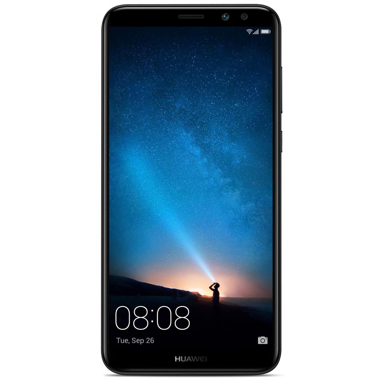 Смартфон Huawei Mate 10 Lite 64Gb Black (51091YGF)
