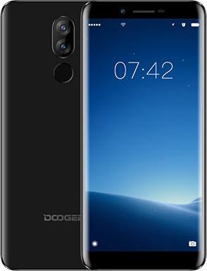 Смартфон Doogee X60L 2/16Gb Matte Black