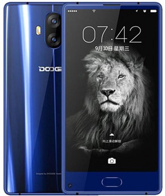 Смартфон Doogee Mix Lite 2/16Gb Blue