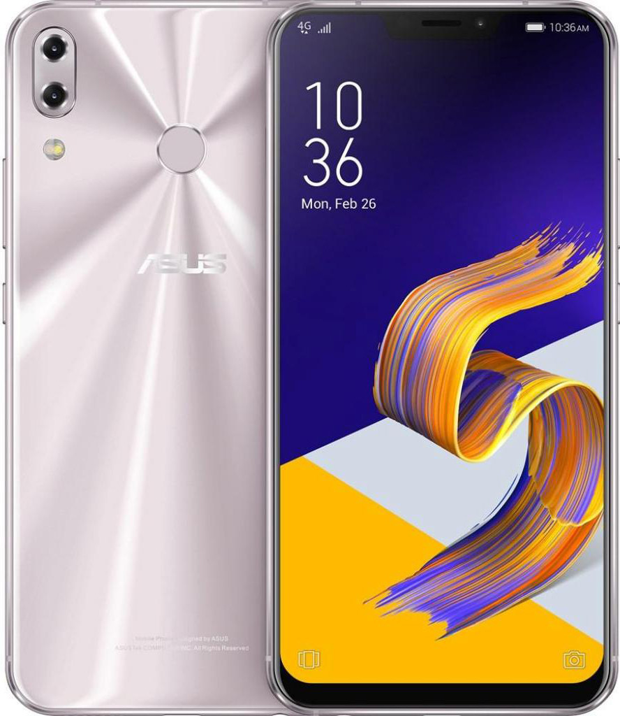 Смартфон Asus Zenfone 5 ZE620KL 4/64Gb Silver