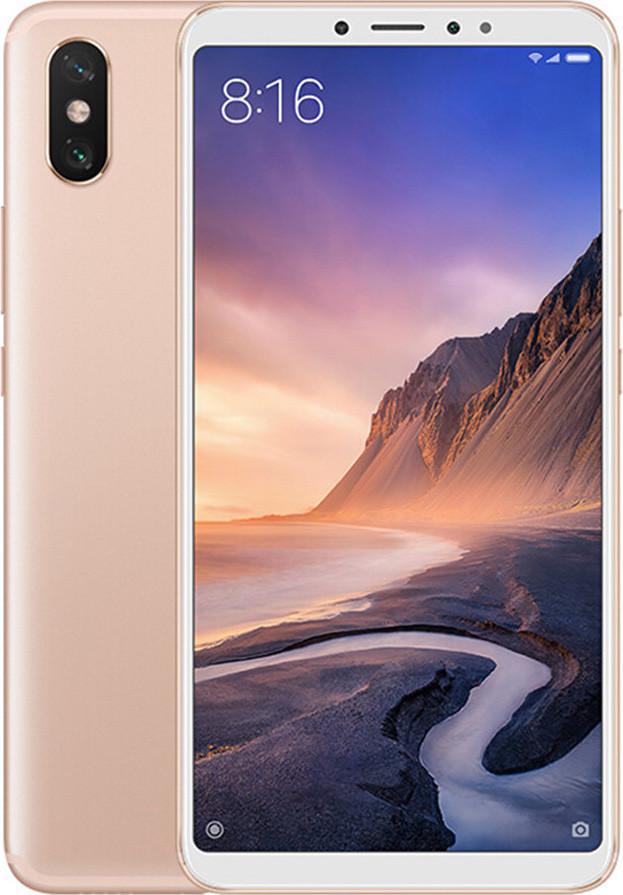 Смартфон Xiaomi Mi Max 3 6/128GB Gold