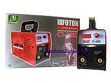 Сварочный инвертор Foton CT-205D, фото 3