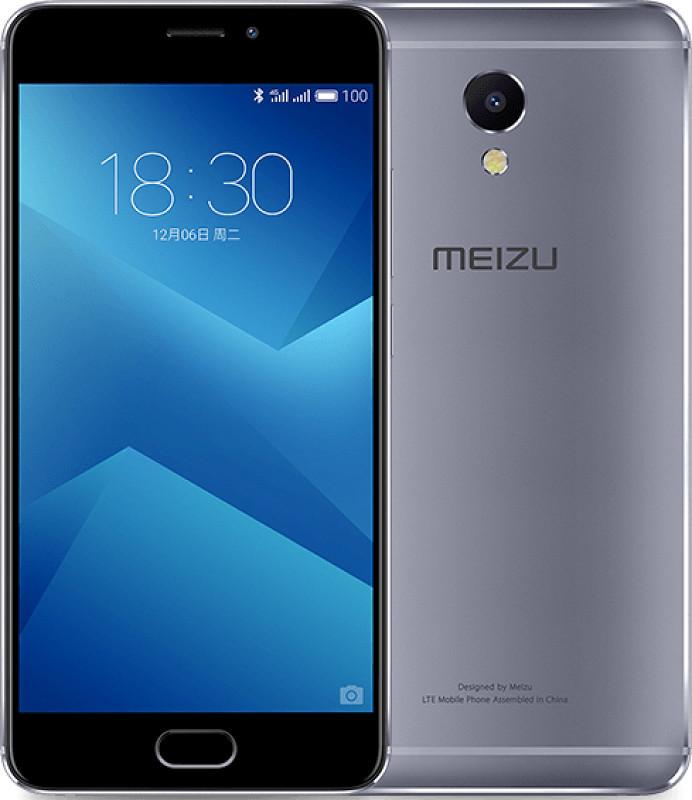 Смартфон Meizu M5 Note 3/32Gb Gray (Global)