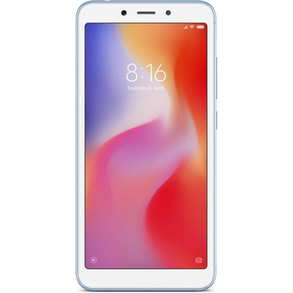 Смартфон Xiaomi Redmi 6 3/64GB Blue (Global)