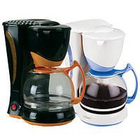 Кофеварка капельная 10-12 чашек - Кофемашина для дома - MR-400