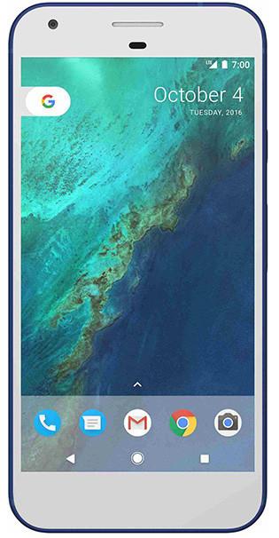 Смартфон Google Pixel 32GB Blue Refurbished
