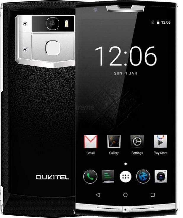 Защищенный телефон  OUKITEL K10000 Pro 4/64GB Black противоударный водонепроницаемый смартфон