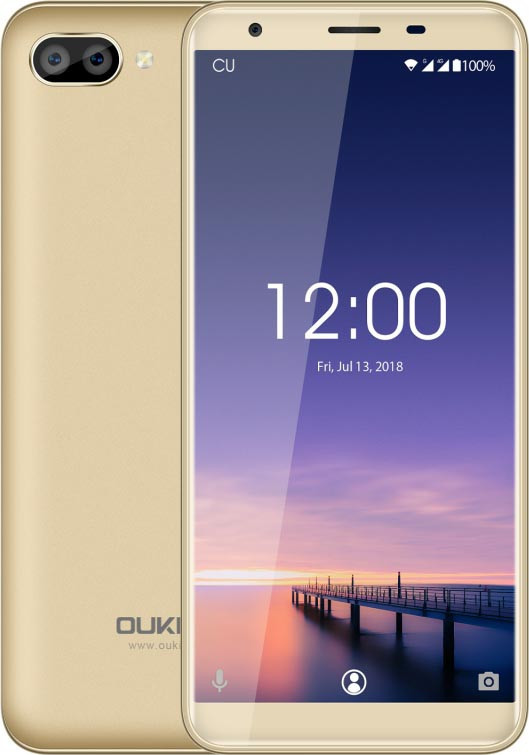 Смартфон Oukitel C11 1/8Gb Gold