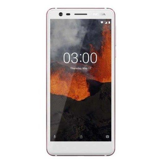 Смартфон Nokia 3.1 3/32GB White